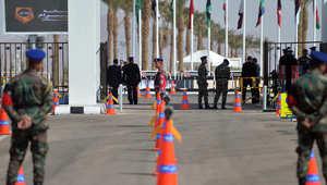 الاستعدادات الأمنية في شرم الشيخ قبيل القمة