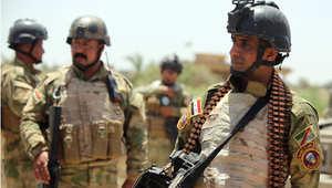 جنود عراقيون في الكرمة بمحافظة الأنبار 19 مايو/ أيار 2015