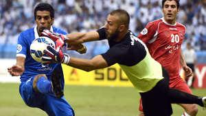 الهلال يثأر من بيروزي بثلاثية في دوري أبطال آسيا