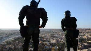 الجزائر: تعزيزات أمنية وإسناد جوي عشية الانتخابات الرئاسية