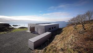 مبانٍ تغير من تضاريس اسكتلندا بتصاميم هندسية فريدة
