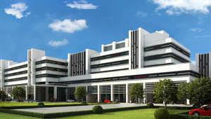 استوديو مبتكر لمستشفيات مسبقة الصنع منخفضة الكلفة والوقت في دبي