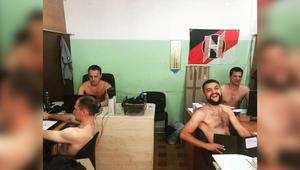 آخر صيحة في بيلاروسيا: العري في مكان العمل.. ولكن لماذا؟
