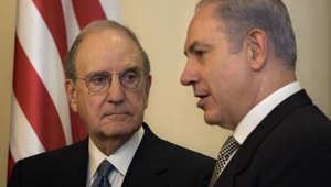 جورج ميتشيل لـCNN: إسرائيل مستعدة لأي حرب وحزب الله سيعاني تداعيات سلبية إذا جر المنطقة لمواجهة