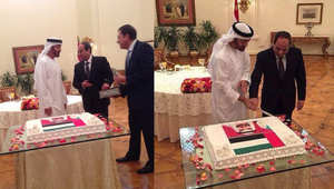 السيسي يحتفل بعيد ميلاد ولي عهد أبوظبي