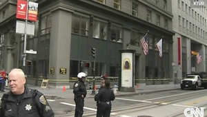 لقطة من فيديو عرضته قناة أمريكية للحادث