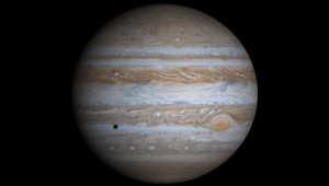 دراسة: المشتري هو سبب وجود الأرض في النظام الشمسي