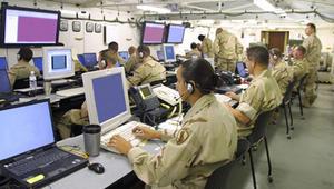 القيادة المركزية بالجيش الأمريكي تنفي تقارير اسقاط طائرة حربية أمريكية قرب قاعدة عين الأسد بالعراق
