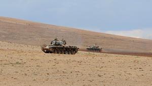 مجلس جرابلس العسكري: مقاتلونا سينسحبون بعد تدخل تركيا.. وأنقرة: جيشنا نفذ 61 مدفعية شمال سوريا خلال 24 ساعة