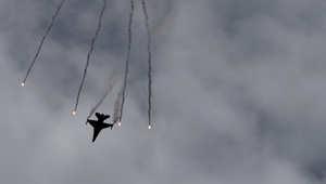 سلاح الجو التركي: طائرة ميغ 29 مجهولة المصدر تتعرض لـ8 طائرات F-16 تركية على الحدود مع سوريا
