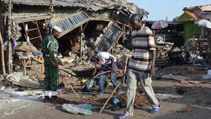 12 قتيلاً على الأقل في تفجير انتحاري نفذته امرأة بمسجد في نيجيريا