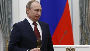 """منحه بوتين لقب """"بطل روسيا"""".. من هو """"رامبو الروسي"""" وكيف هرب من قبضة """"داعش""""؟"""