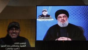نصرالله: السعودية تمنع الحوار في البحرين.. المال يصلنا عن طريق إيران.. ومقتل 26 من حزب الله في حلب