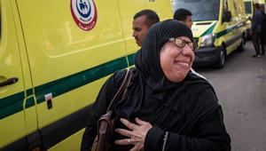 """الخارجية القطرية ترد على """"الزج باسم قطر"""" في تفجير الكنيسة البطرسية بمصر"""