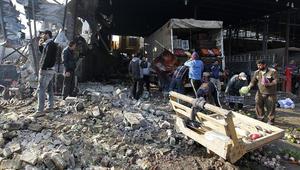 مصدر لـCNN: مقتل 11 بتفجير بمدينة الصدر بالعراق.. وداعش يتبنى
