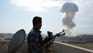 داعش يفجر جسور دجلة وسط تقدم القوات العراقية