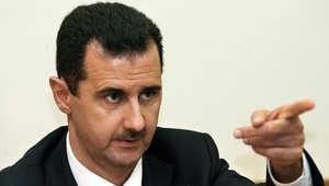 """الأسد يهاجم تركيا ضمنيا بلقاء مع ولايتي والأخير يتهم دولا عربية بمحاولة إشعال """"حرب طائفية"""""""