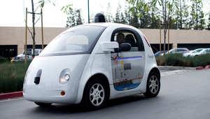 سيارة قوقل الذكية
