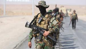 العشرات من عائلات ضحايا تنظيم داعش يقتحمون مقر البرلمان العراقي