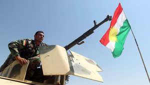 أشارت تقارير إلى تقدم قوات البيشمرغة صوب سد الموصل