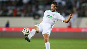 ياسين الصالحي، لاعب الرجاء البيضاوي
