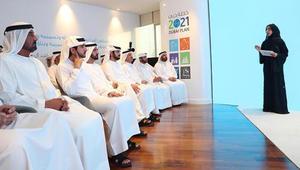 """محمد بن راشد يعتمد """"استراتيجية دبي الصناعية 2030"""": هدفنا جعل الإمارات منصة عالمية للصناعات المبتكرة"""
