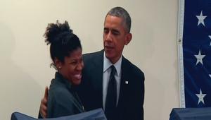 أوباما وكوبر