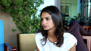 المخرجة السعودية عهد كامل: لا أؤمن بالتمرد.. وكوني سعودية لا يقف في طريقي