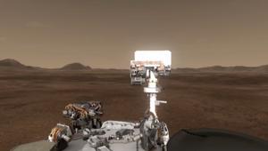 بالفيديو.. ناسا تقترب من تأكيد وجود حياة على المريخ