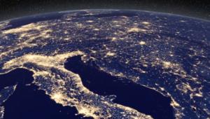 """هكذا تبدو الأرض من الفضاء خلال رمضان و""""كريسماس"""""""