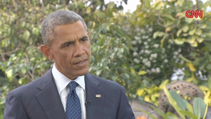 أوباما يتحدث حول قضايا حقوق الإنسان بالسعودية