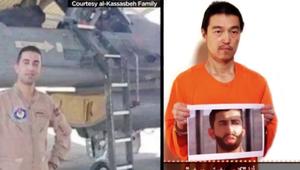 بعد انتهاء مهلة داعش.. ترقب لمصير الطيار الأردني والرهينة الياباني