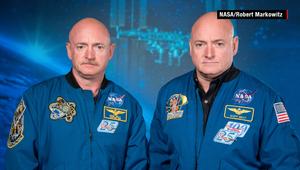 رجال فضاء