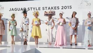كيف تغزلت النساء بجمالهن في كأس دبي العالمي للخيل؟