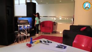 طلاب في الإمارات يخترعون