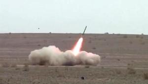 صواريخ حربية