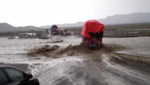 فيضانات تودي بحياة 12 شخصاً في بلوشستان