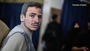 """""""بشر من سوريا"""" .. مبادرة تسلط الضوء على معاناة السوريين تحت نار الحرب"""