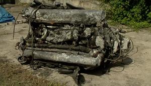 بالفيديو.. الجفاف يتسبب في اكتشاف طائرة سوفيتية فقدت عام 1945