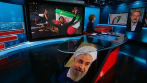 لاريجاني لـ CNN: إيران منعت تقدم الإرهابيين في سوريا والعراق