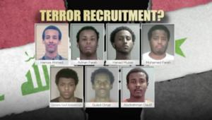 محاكمة 7 شباب أوقعتهم المباحث الفيدرالية بسبب