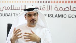 عبد الله العور، المدير التنفيذي لمركز دبي لتطوير الاقتصاد الإسلامي.