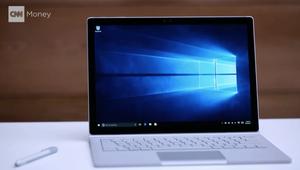 Surface book أول حاسوب محمول من مايكروسوفت