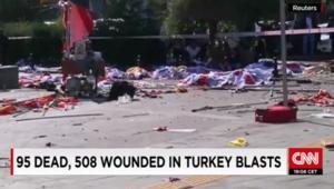 بالفيديو.. أعنف هجوم في تاريخ تركيا الحديث.. والشارع يغلي قبل الانتخابات