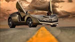 بالفيديو: تعرفوا إلى السيارة القطرية