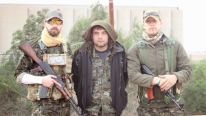 جنديان بريطانيان يتطوعان لقتال داعش