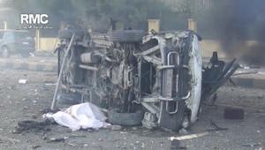 100 قتيل بغارات التحالف على معاقل