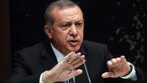 معركة أردوغان و
