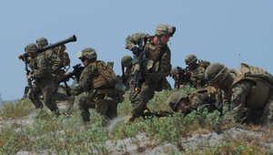 الجيش الأمريكي ينفي تشارك قاعدة