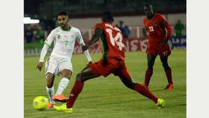 بالصور.. منتخب الجزائر في المركز 15 عالميا لأول مرة